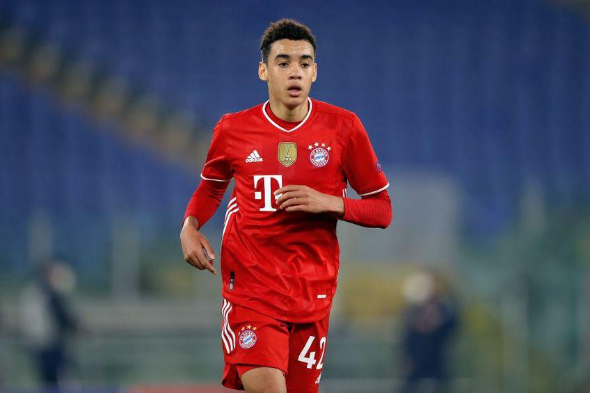 Jamal Musiala, Bayern Munchen // foto: Guliver/gettyimages