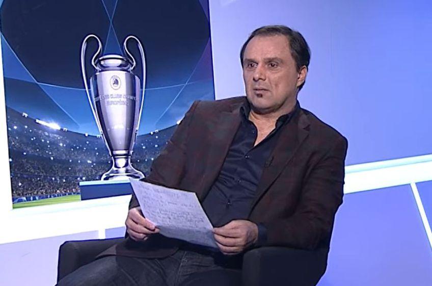 Basarab Panduru (50 de ani) a aflat în direct la TV că Dan Petrescu (53) a fost demis de la Kayserispor.
