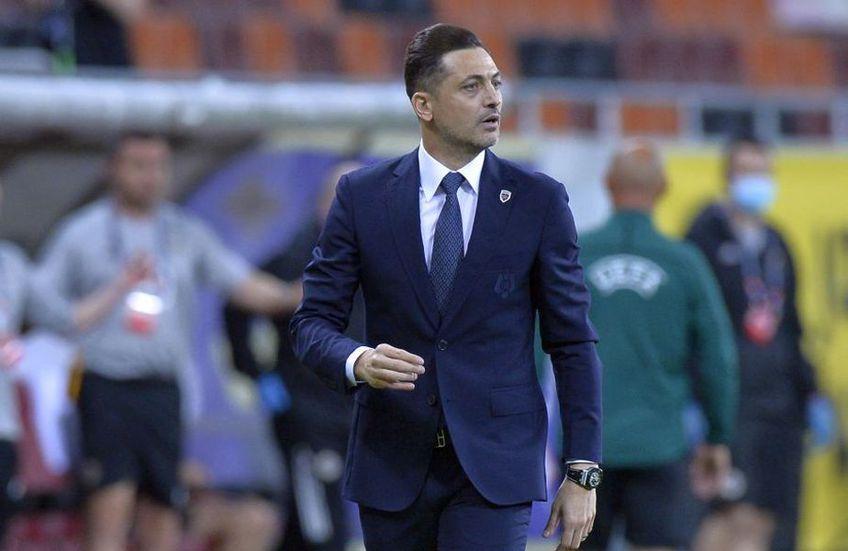 Președintele celor de la FC Voluntari se întreabă dacă selecționerul Mirel Rădoi (39 de ani) ar trebui să îi folosească pe Dennis Man (22 de ani) și Valentin Mihăilă (21 de ani)