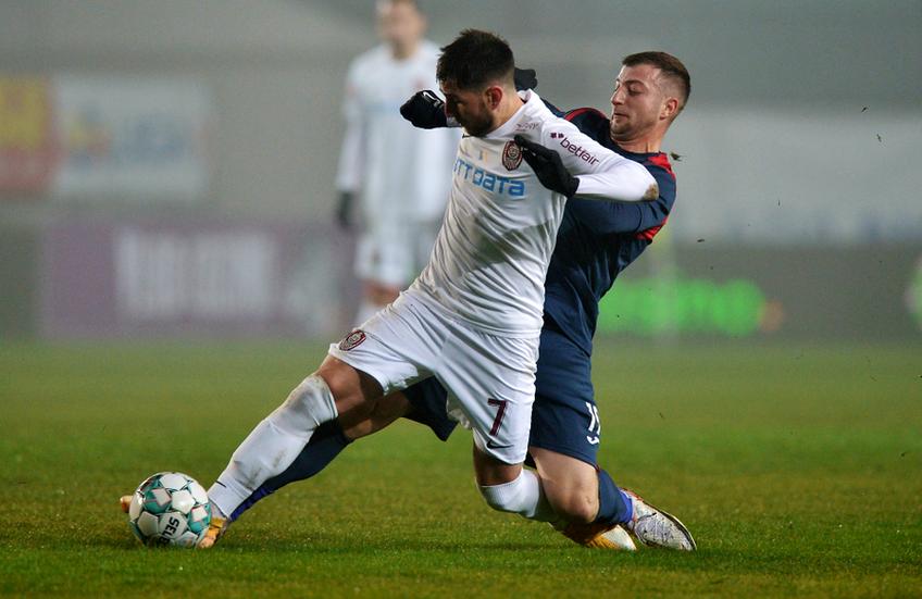 Marius Bilașco (39 de ani), directorul departamentului de scouting de la CFR Cluj, cere aplicarea strictă a regulamentelor de licențiere din Liga 1.