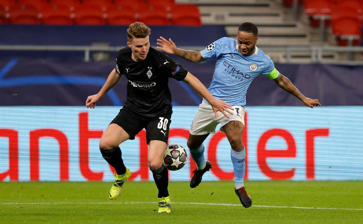Borussia Monchengladbach - Manchester City, 24.02.2021