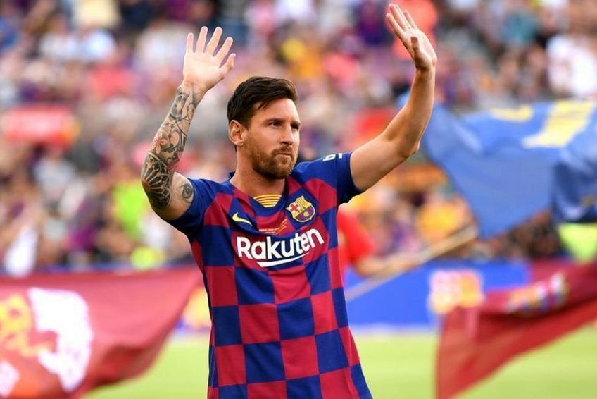 Lionel Messi // foto: Guliver/Gety Images