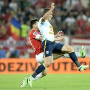 """Alexandru Chipciu s-a """"rupt"""" într-un meci cu Dinamo din 2013. FOTO: Arhivă Gazeta Sporturilor"""