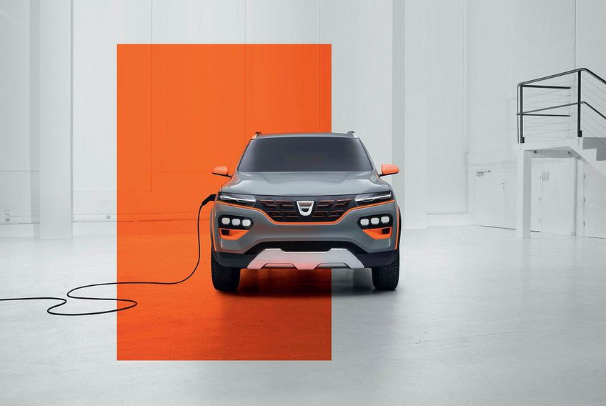 Dacia Spring va fi livrată începând cu septembrie 2021