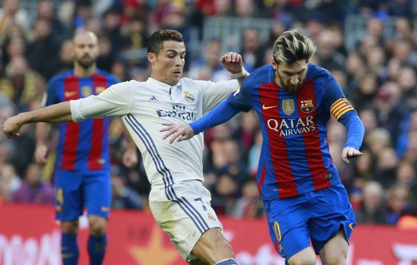 """Barcelona i-a luat fața rivalei Real Madrid, deși """"galacticii"""" au câștigat 4 Ligi deceniul trecut"""