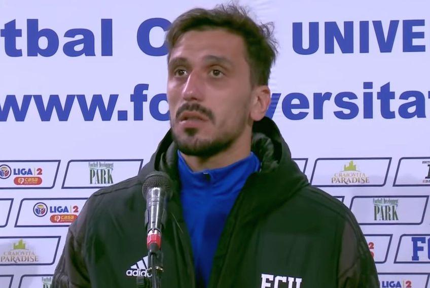 Denis Ispas // foto: captură YouTube @ Telekom Sport
