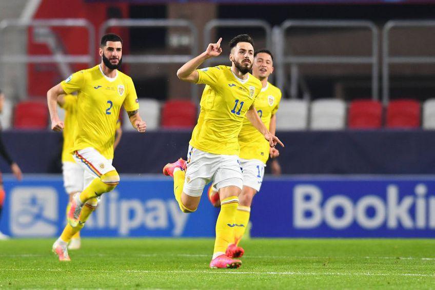 România U21 a debutat cu un egal la Campionatul European de tineret, 1-1 contra Olandei U21. Andrei Ciobanu (nr. 11) a fost cel mai bun jucător de pe teren!