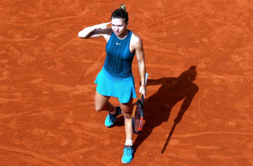 Simona Halep, favorită numărul 1 la Palermo