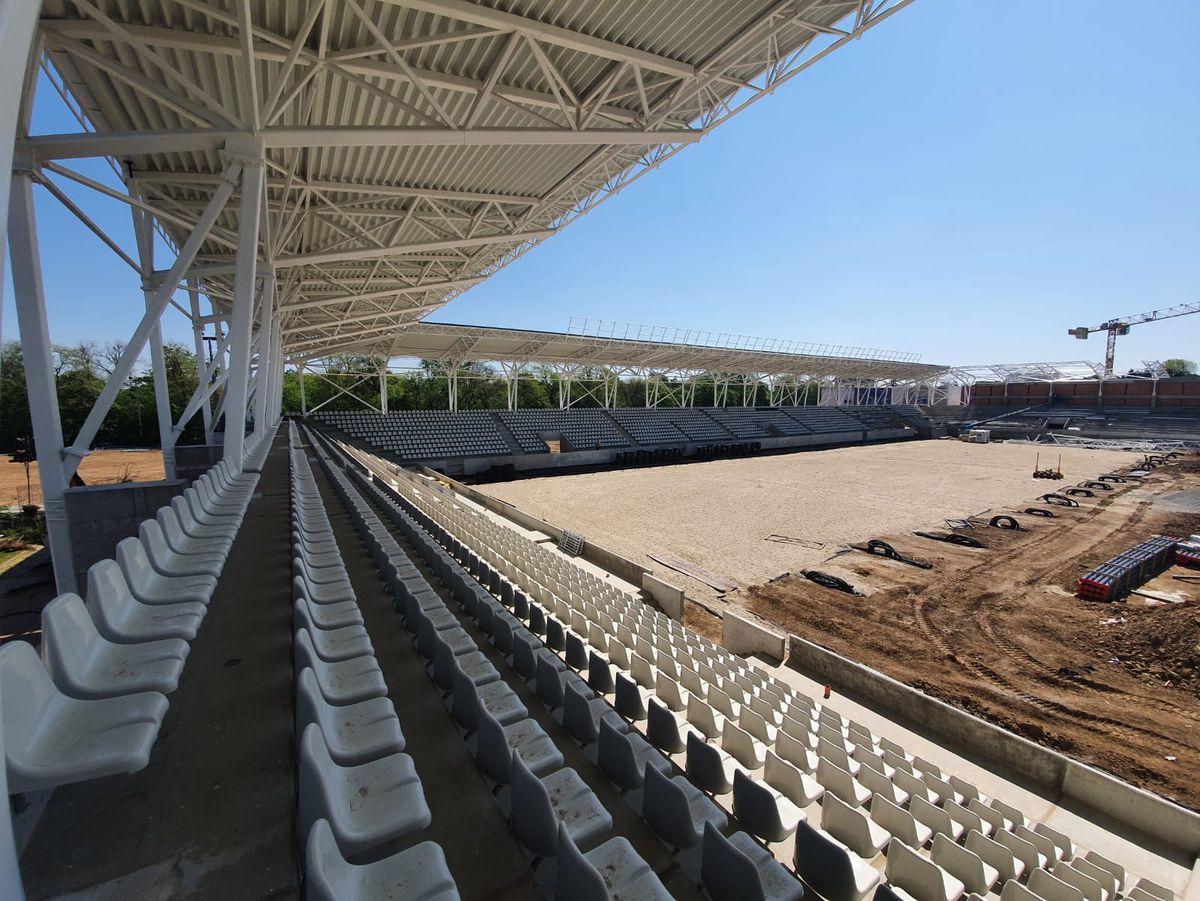 Stadioane București - 24.04.2020