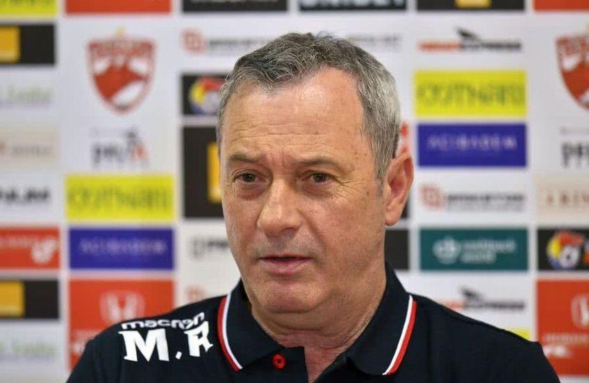 Mircea Rednic este dorit pe banca lui Cercle Bruges