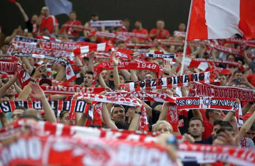 Fanii lui Dinamo strâng bani pentru salvarea clubului