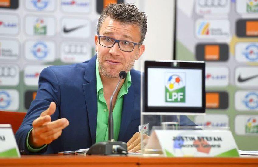 Justin Ștefan, secretar general al LPF, a vorbit despre posibilitatea ca meciurile rămase din Liga 1 să se dispute în Antalya