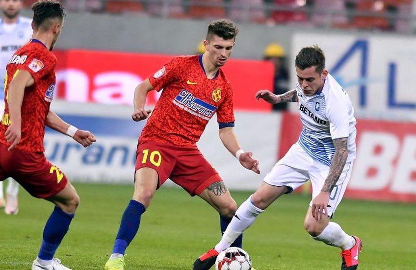 FCSB a câștigat și la FIFA 20 duelul cu Craiova