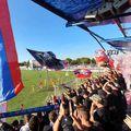 Fanii Stelei rând de Dinamo