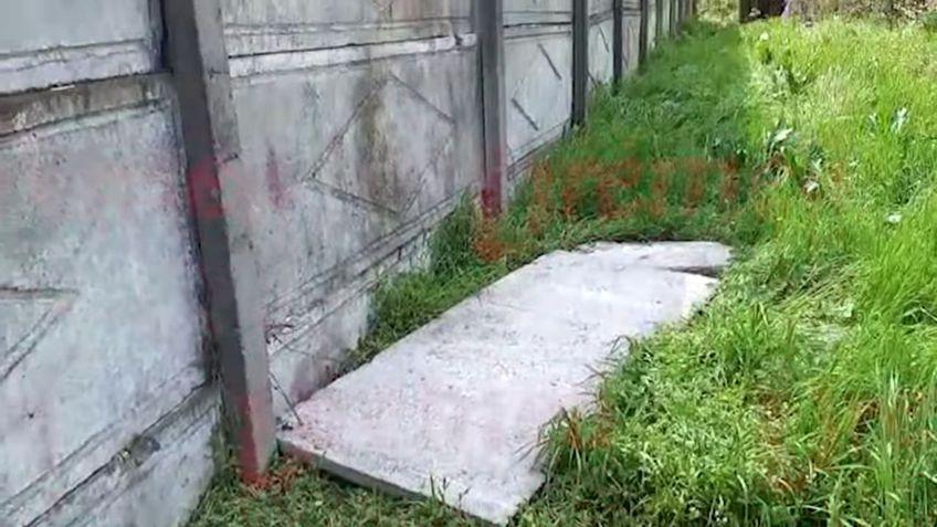 Tragedie pe stadion, în Galați: plăcile de beton au căzut peste copil