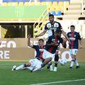 Valentin Mihăilă (21 de ani, extremă stânga) a egalat la 3 pentru Parma în duelul cu Crotone - runda #33 din Serie A.