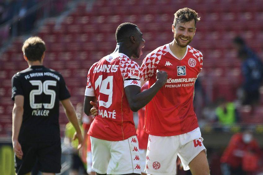 Mainz - Bayern 2-1 FOTO Imago