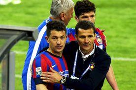 """Fotbalistul care a luat 3 titluri cu FCSB dezvăluie: """"Am refuzat Sampdoria pentru a juca aici"""""""