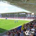 """Stadionul """"Arcul de Triumf"""" e obiect de dispută între FCSB și oamenii din fruntea rugby-ului. Sursă foto: CNI"""