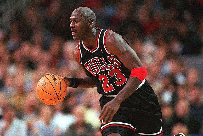 Michael Jordan a făcut istorie în NBA // FOTO: Guliver/GettyImages