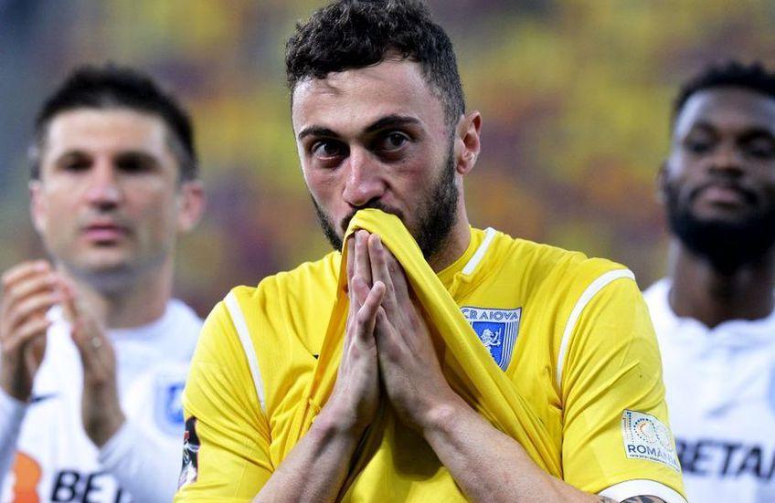 Mirko Pigliacelli. Sursă foto: GSP