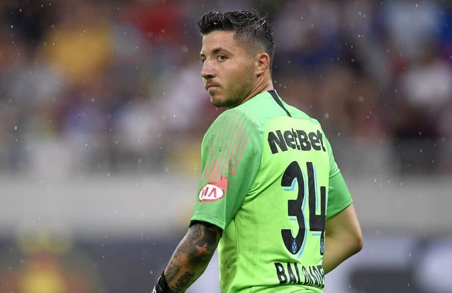 Cristi Bălgrădean poate juca în acest play-off atât pentru FCSB, cât și pentru CFR Cluj