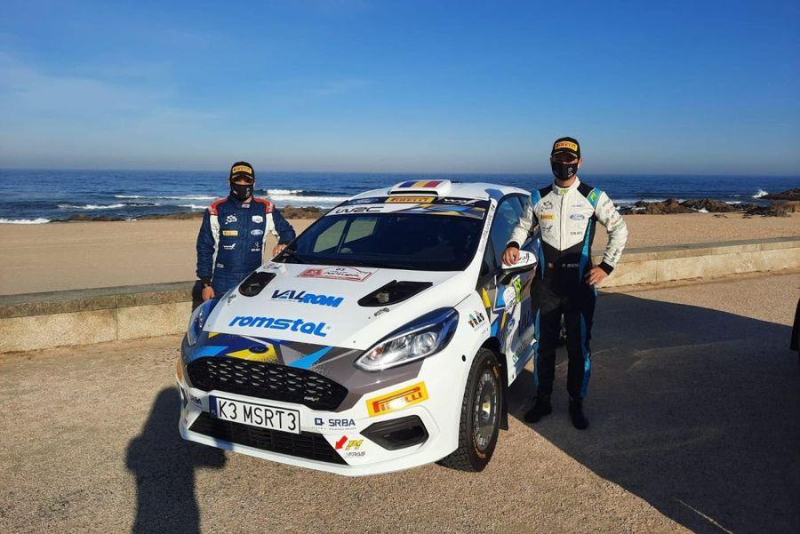 Ghinion pentru Raul Badiu în Mondialul de Raliuri din Portugalia » Andre Villas Boas, fostul antrenor al lui Chelsea, debut incredibil la etapa din WRC