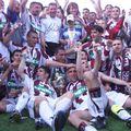 Bucuria câștigării titlului, în 1999