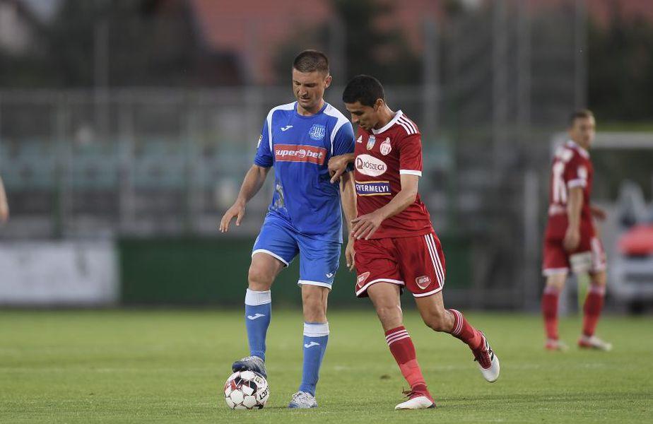 Sepsi și Poli Iași luptă pentru un loc în finala Cupei