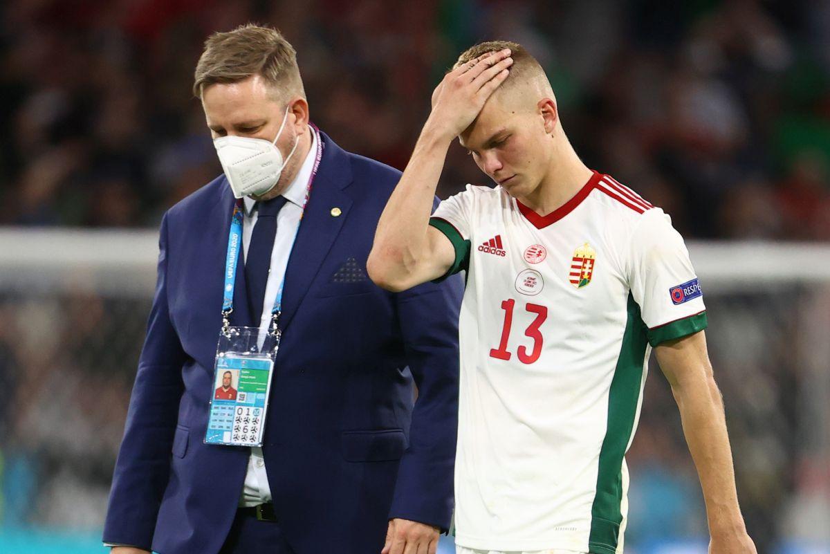 Ungaria, învăluită în DURERE după eliminarea de la EURO 2020: jucătorii-eroi ai lui Marco Rossi, prăbușiți după efortul titanic depus cu Germania