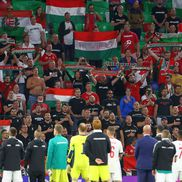 Ungaria - Germania. FOTO: Guliver/Getty Images