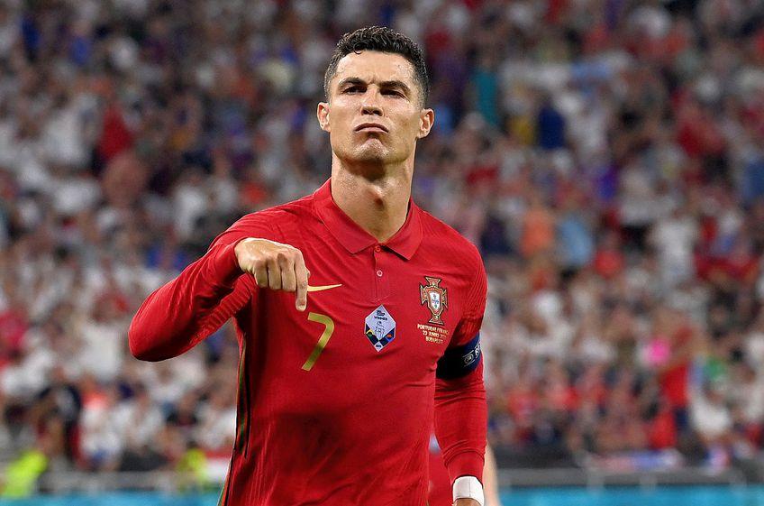 Cristiano Ronaldo este de neoprit și face senzație la Campionatul European // FOTO: Guliver/GettyImages