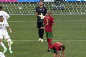 Faza care îl putea aduce pe Cristiano Ronaldo la București! Eroarea inexplicabilă din Portugalia - Franța