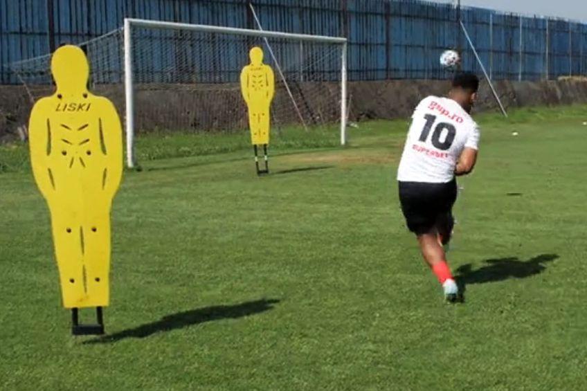 Eric a reconstituit golul lui Lewandowski din Suedia - Polonia