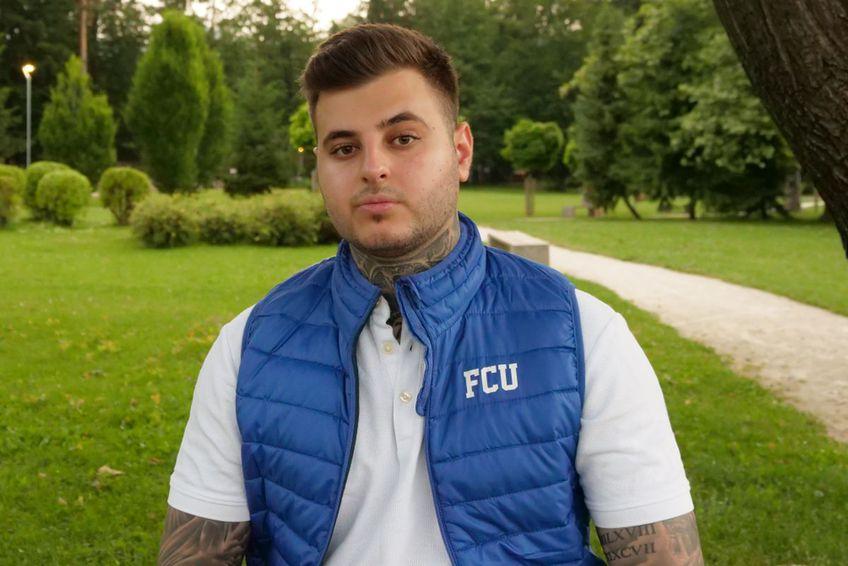 Adrian Mititelu jr., patron FCU Craiova