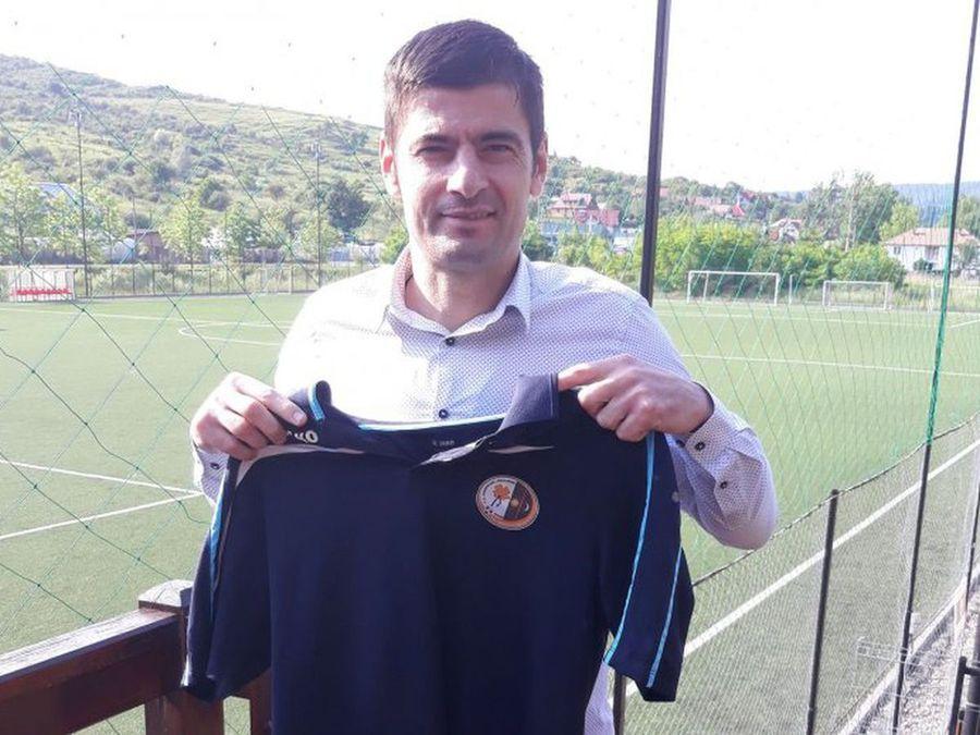 Astra Giurgiu a anunțat noul antrenor al echipei
