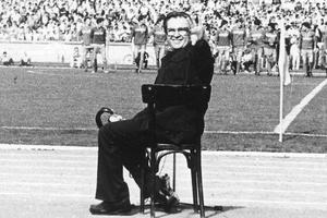 """Inegalabilul Ion Ghițulescu » 7 povești de colecție cu celebrul comentator radio, din culisele Jocurilor Olimpice: """"Am plecat cu salamul după noi!"""""""