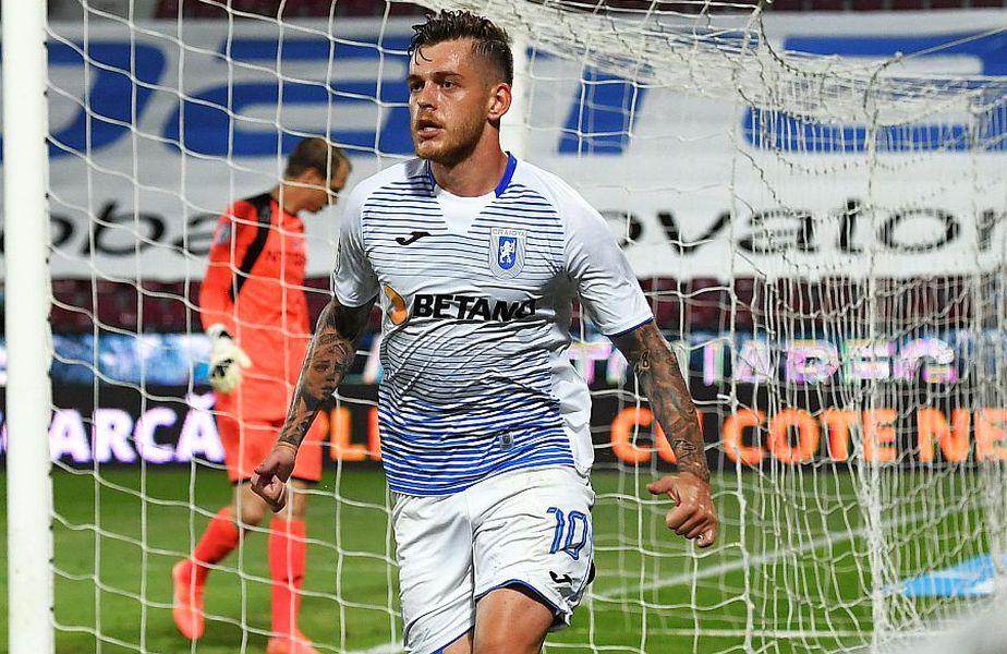Alex Cicâldău, cel mai bun jucător de la Craiova