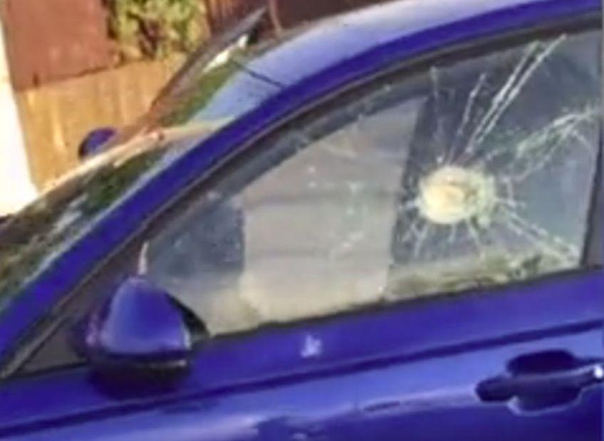 Doi bărbați au fost atacați violent în Chiajna, județul Ilfov, de membrii unei grupări interlope. Unul dintre ei este fratele Alinei Pană, multiplă campioana la culturism.