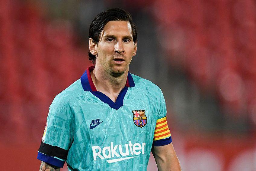 Messi ar putea pleca de la Barcelona // FOTO: Guliver/GettyImages