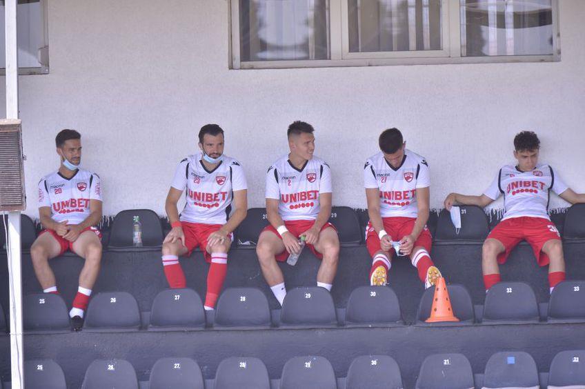 Dinamo este penultima în Liga 1
