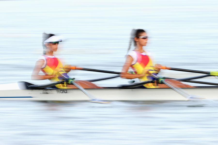 Bucuriile vin pe apă » România a reușit să mai califice alte trei bărci în semifinale la Jocurile Olimpice