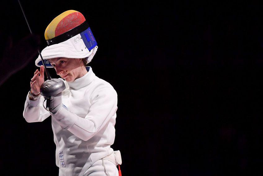 Ana Maria Popescu (36 de ani) a câștigat medalia de argint în proba de spadă de la Jocurile Olimpice. În finală, românca a cedat la limită în fața chinezoaicei Sun Yiwen, 10-11.