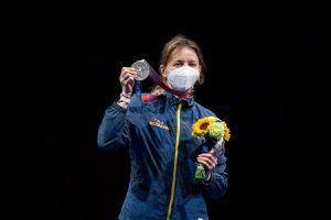 Ana Maria Popescu a câştigat prima medalie pentru România, una de argint. Dramatism total în finală