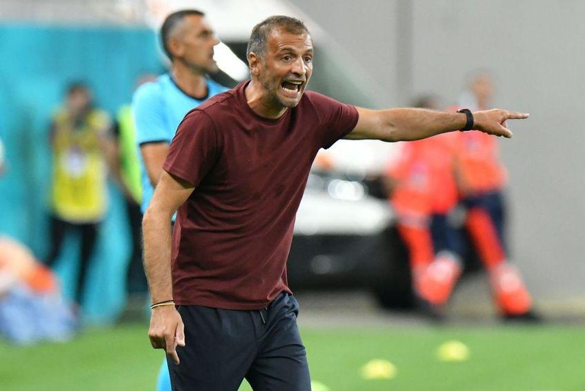 Dinu Todoran (42 de ani), antrenorul lui FCSB, pune presiune pe Istvan Kovacs (36 de ani), arbitrul care va conduce derby-ul vicecampioanei cu Universitatea Craiova.