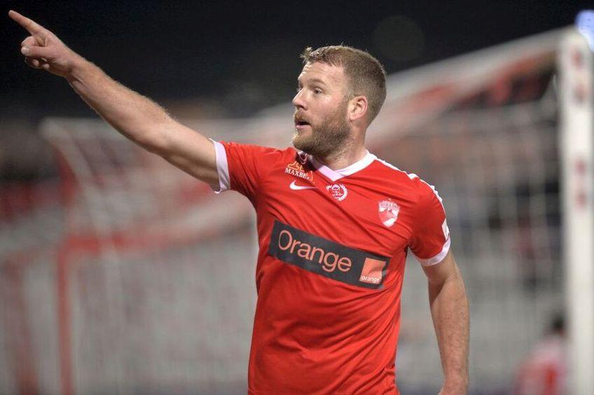 Adam Nemec, 35 de ani, liber de contract după despărțirea de Dinamo, e foarte aproape să ajungă la un acord cu FC Voluntari.