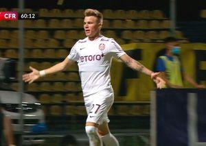 Academica Clinceni - CFR Cluj 1-2 » O nouă victorie cu emoții pentru Marius Șumudică! Clasamentul ACUM