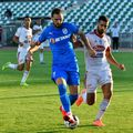 Elvir Koljic a marcat singurul gol din Sepsi - CS U Craiova // foto: Facebook @ Universitatea Craiova