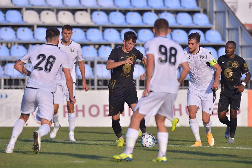 FC Voluntari a învins-o pe Gaz Metan Mediaș, scor 2-1, în prima rundă a noului sezon de Liga 1.