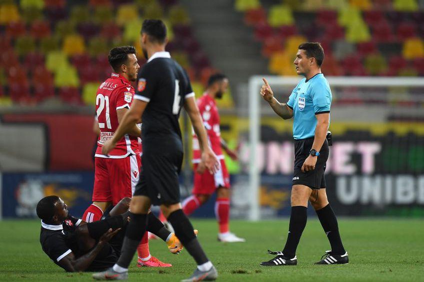 Dinamo și Hermannstadt au remizat, scor 1-1, în prima rundă a sezonului de Liga 1.